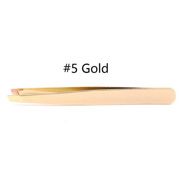 #5 gold color