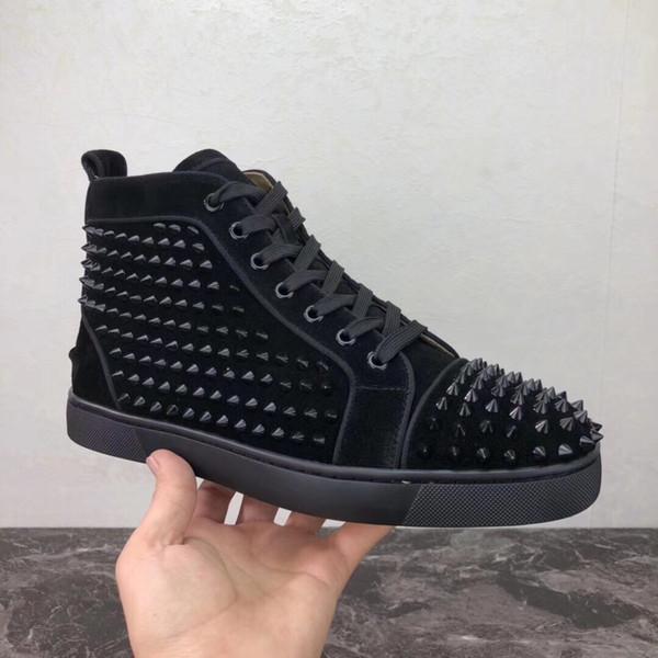 2019 diseñador de lujo zapatos para hombre diseñador de moda de lujo zapatos de mujer zapatillas de baloncesto zapatillas de deporte de estrellas mocasines vintage con caja -159