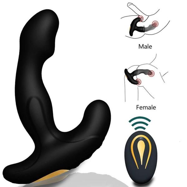 divertido masajeador de próstata
