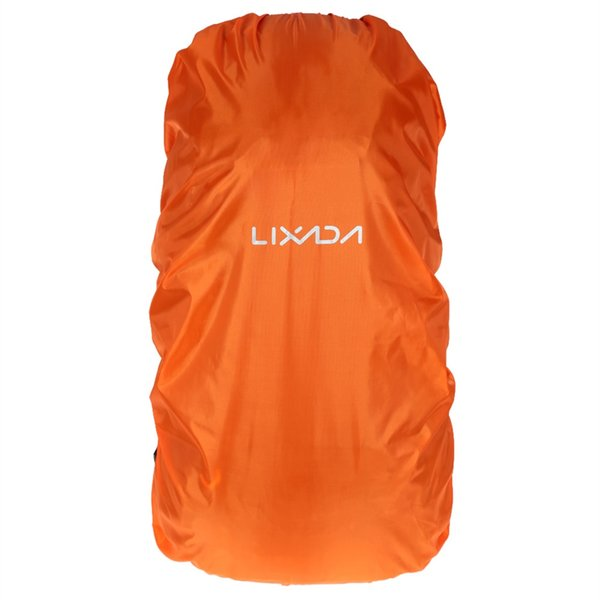 Lixada 40L-55L Waterproof Rain Cover For Travel Camping Hiking Outdoor Cycling School Backpack Luggage Bag Dust Rain Cover #305804