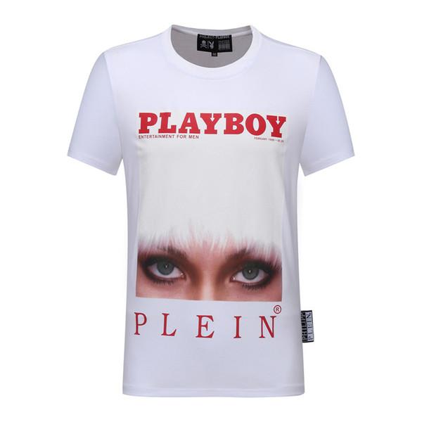 2019 Summer Designer T Shirts For Men Tops Play T Shirt Mens Clothing Brand boy Short Sleeve Tshirt Women Tops M-3XL