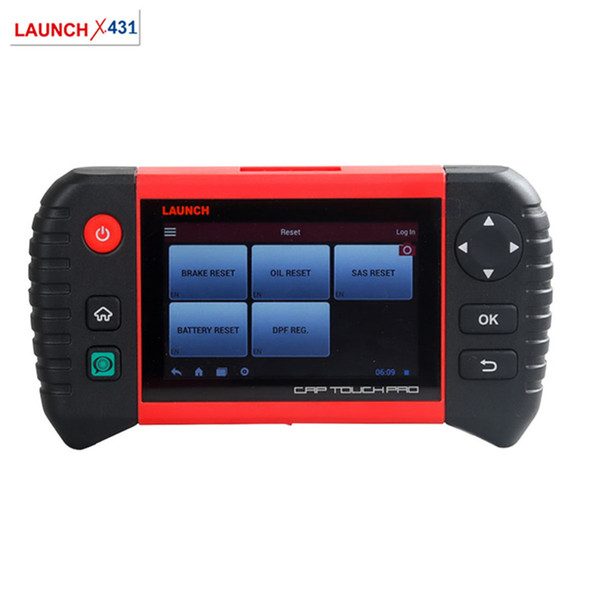 """Launch Creader CRP Touch 5.0"""" Android Touch Screen Full System Diagnostic Service Reset Tool"""