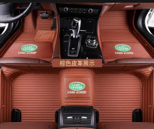 for Land Rover LR4 Discovery 4 2010-2016 Accessories Interior Floor Mats Carpets