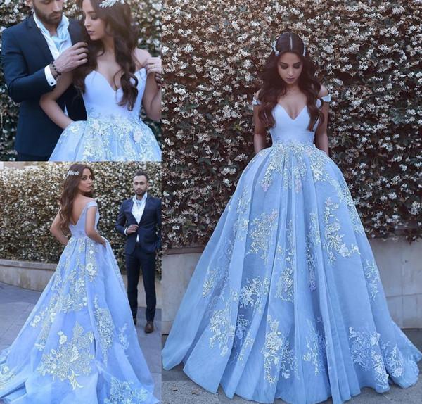 Pocket Design Prom Dress Sexy Dubai Arabic Lace Applique Long Formal Holidays Wear Graduation Evening Party Gown Custom Made Plus Size