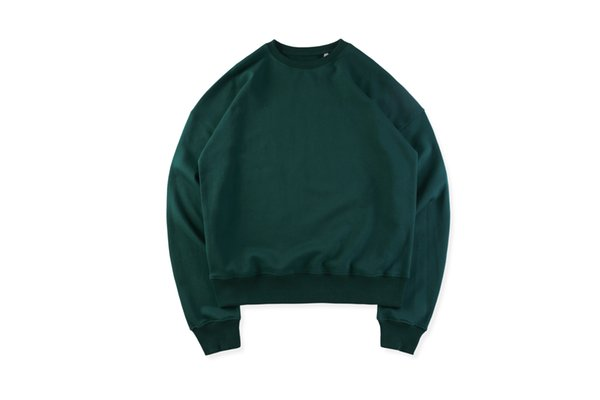 2019 Fashion Warm Men Clothing Kanye west Tops Long Sleeve hoodie Casual FEAR OF GOD Casual Hooded Sweatshirt Men FOG Clothes coat wholesale