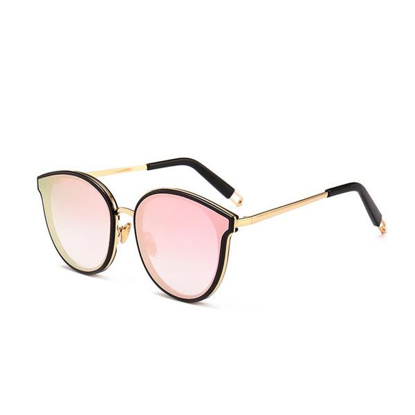 Suprehot 9 Cor ChoFlat PC Quadro Venda Quente Na Ásia Mercado Coreia Do Estilo Mulheres Óculos De Sol 10039