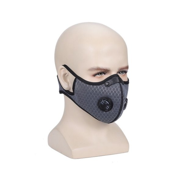 masque facial antivirus
