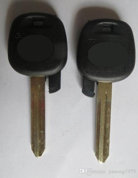 KL22 New Uncut Remplacer la clé de voiture d'allumage de transpondeur à distance pour Toyota Tacoma Toy43 lame sans puce