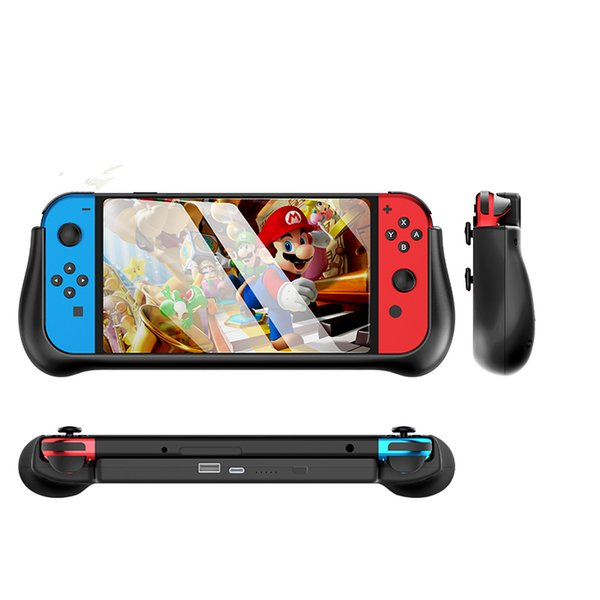 10000mAh For Nintendo Switch Portable External Battery Power Case Bank Charger Backup Cover