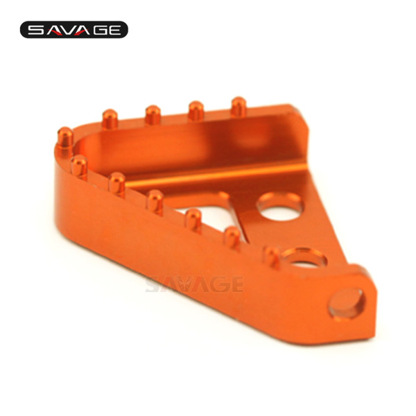 Brake Pedal Plate Cleats For KTM 950 990 SMT ADVENTURE/S/R SUPERMOTO/R Super Enduro R Motorcycle Accessories Rear Step