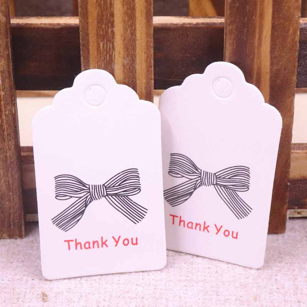 Hot NEW Tags/white hand made with love married just now newTags with 100pcs for Gifts /wedding party decoration