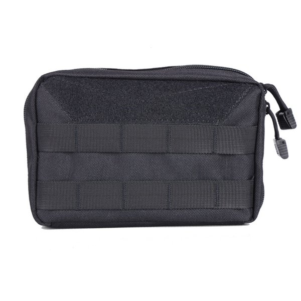 Outdoor camping bag tactical attendance package medical first aid EDC tool kit feel soft and solid good map package #338412