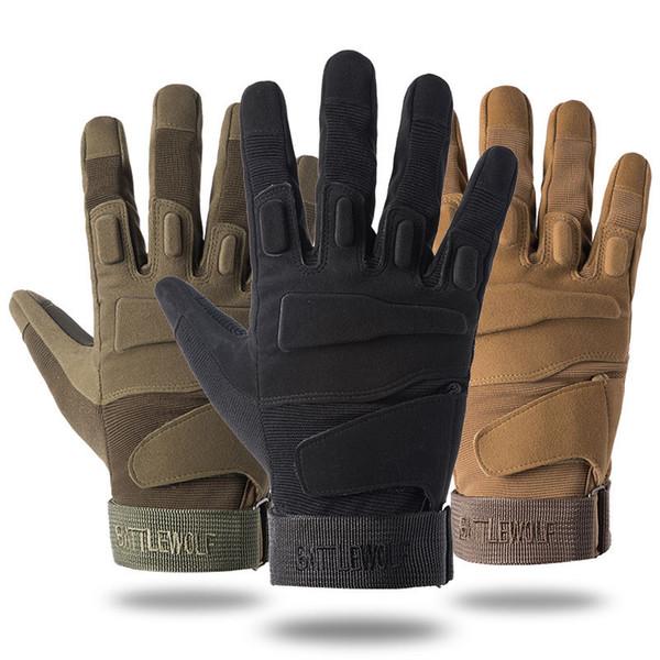 Black Hawk Tactical Gloves 2019 Gants de combat de motocyclistes spéciaux de combat de remise en forme de haute qualité