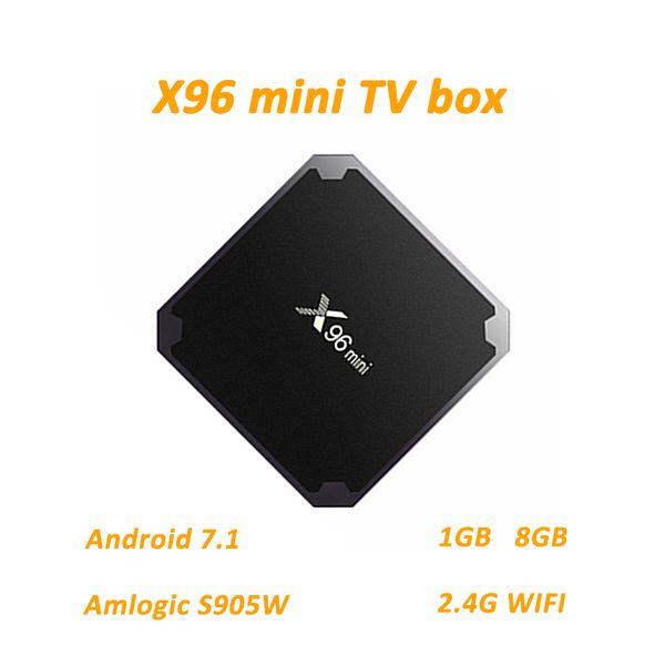 X96 mini-1GB 8GB