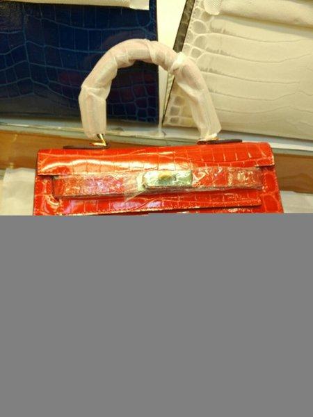 bolso de las mujeres bolso de tamaño 25cm de alta calidad exquisita caja de regalo # WSJ003 110553whatsyan04