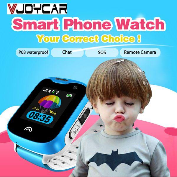 Accessories GPS Trackers Waterproof mini GPS Tracker Child Smart Watch Phone Remote Camera SIM Card 2-way Calls SOS WIFI Smart Watch