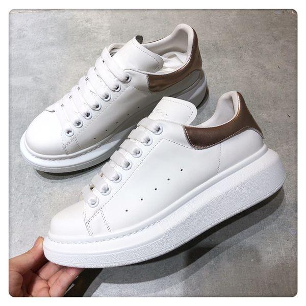 Mulheres Homens Ace Designer Sapatos Preto Branco Casual Sapatilhas De Couro Abelha Bordado Strass Vestido de Festa Vestido Sapatos Baixos xsd19042604