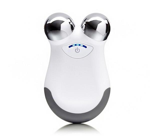 Top seller Nuface Mini Masajeador Facial Cuidado de la piel Herramientas de microcorriente Dispositivo de limpieza para mujeres Hombres Inicio Piel Firmeza Dispositivo de adelgazamiento facial