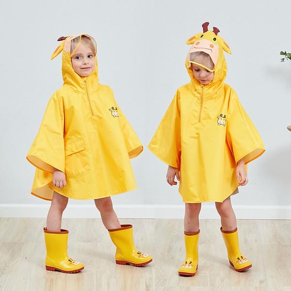 Yellow giraffe-M