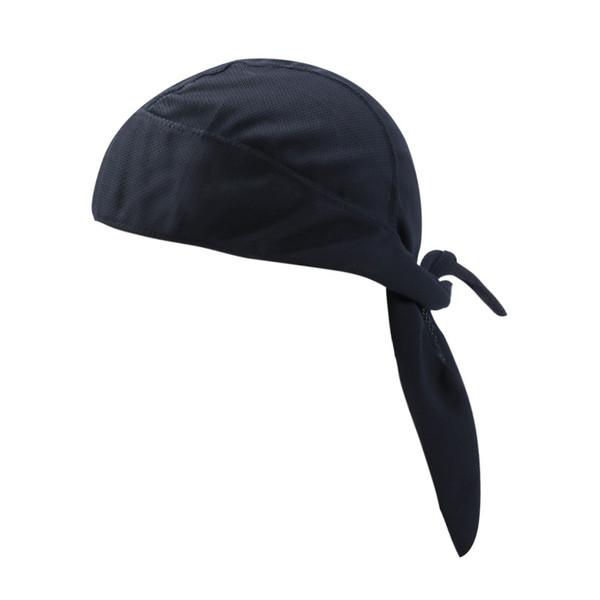 Cappello da equitazione da esterno per bicicletta Fascia traspirante Tinta unita ad asciugatura rapida Protezione solare Cappuccio sportivo in tessuto di alta qualità