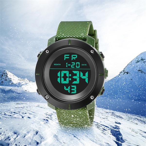 Fashion High-End Men's 30M Waterproof Electronic Watch Series Men's Models quality quartz watch OUTDOOR Hiking sport best gift5