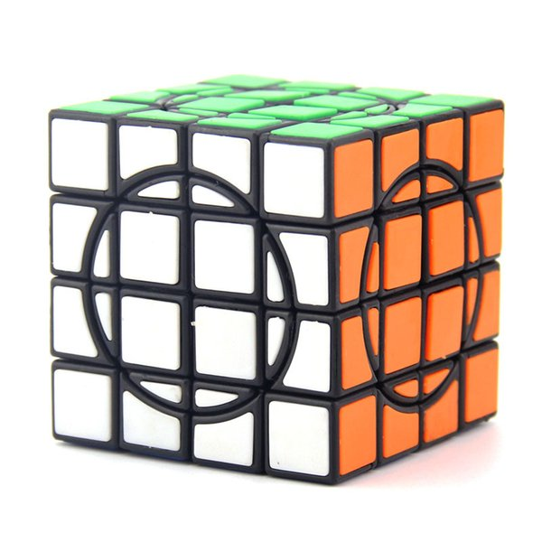 MF8 Curvy butterfly Copter Magic Cube Puzzle 3x3 Speed Cubetoy flower Petals helicopter Professional Educational Toys for Kid