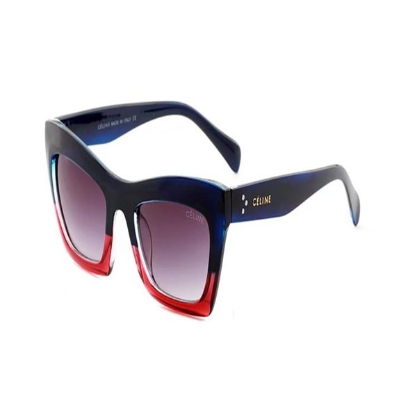New luxury top qualtiy New Casual Fashion 211 Tom Sunglasses For Man Woman Erika Eyewear ford Designer Brand Sun Glasses with 9688