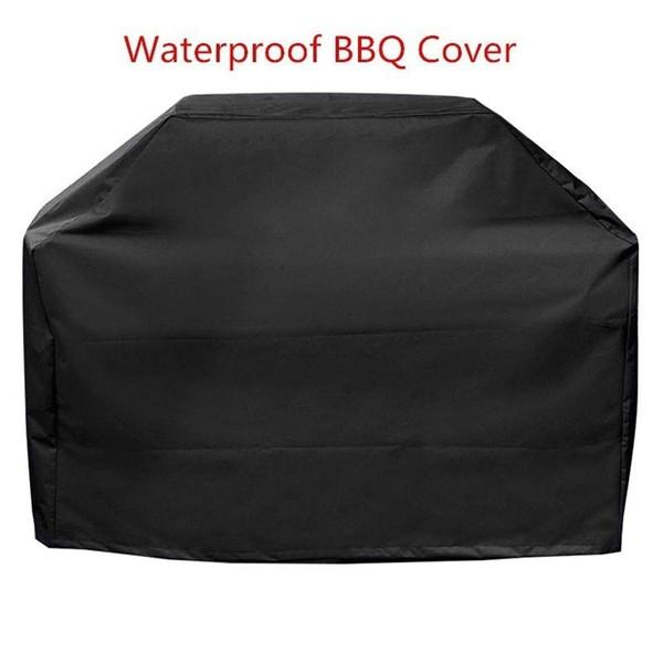 BBQ Coperchio Antipioggia Protegge Barbecue Barbecue da giardino Patio Party Anti Polvere Borsa portatile per uso multiuso