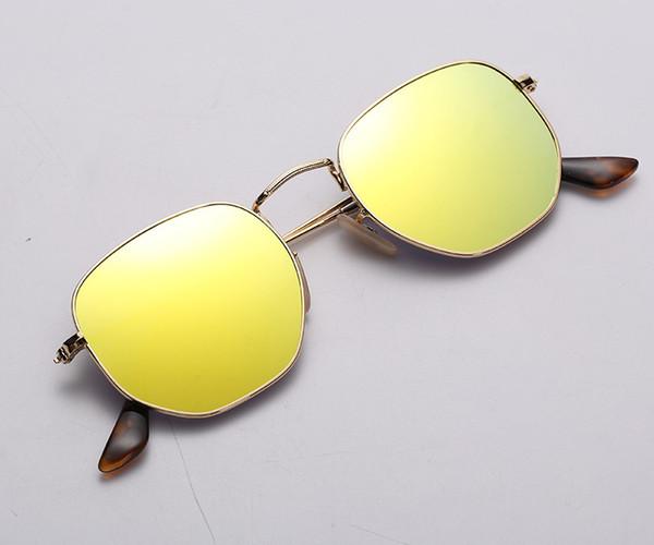 001/93 lente espejo dorado / dorado