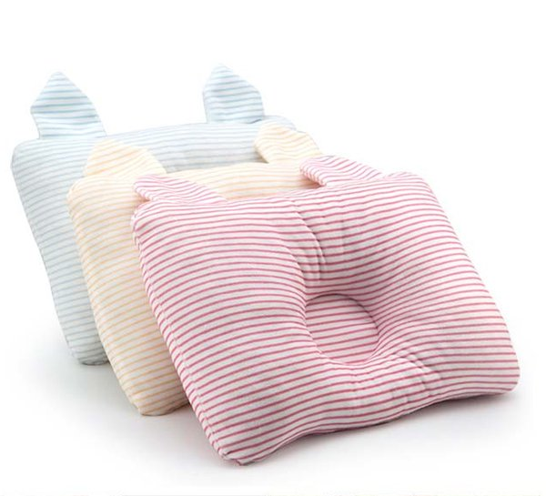 Baby Shaping Pillow Prevent Flat Head Infants Bedding Pillows For Baby Newborn Boy Girl Decorative Pillows 0-24 Month