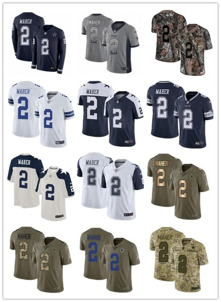 best website a55a3 af693 2019 2019 Custom Any Numa Number Best Baseball Jersey Wear Dallas 2 Brett  Maher Cowboys Men/WOMEN/ YOUTH Jerseys S Xxxxl From Gjyfootball002, $19.29    ...