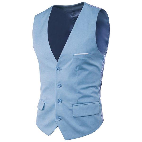 Light Blue Vests