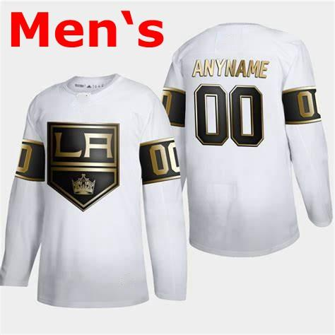 Mens White 2019 Golden Edition