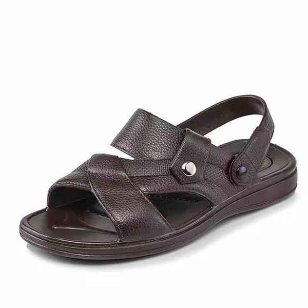 Con estuche Zapatillas de mejor calidad Sandalias Chanclas Zapatillas Sandalias Zapatos de diseñador Huaraches Chanclas Rayas para hombre Mujer por bag07 y176