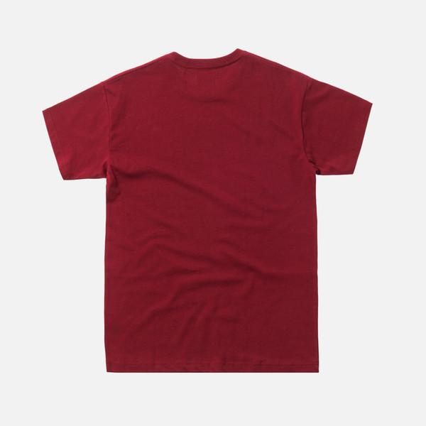 KITH Treats Chocolate Tee BOX LOGO T-shirt en coton Noir Blanc S-XL