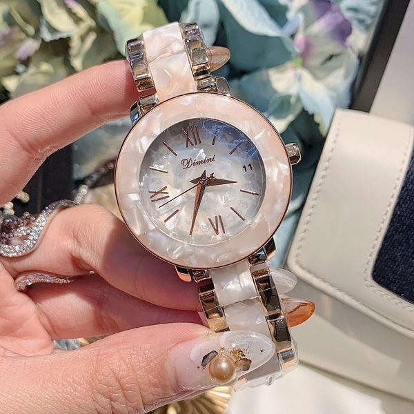 lady's Watch Women Dress Watches Fashion Calendar Auto Date Quartz Watches Female Stainless Steel Wristwatches