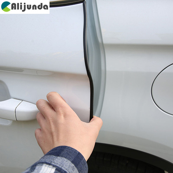 5 m Car Door Anti-Scratch Protective Edge Guard Sealing Stripper for Forester Outback Legacy Impreza XV BRZ