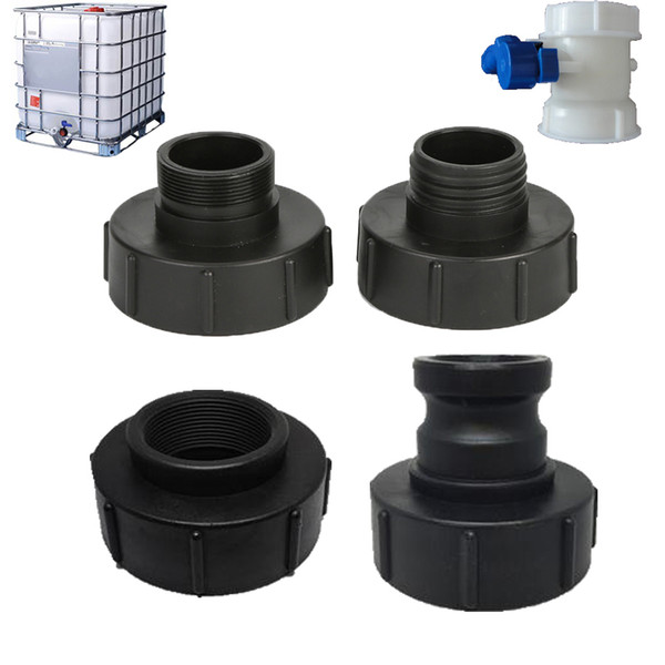 "best selling Heavy duty IBC accessories 3"" S100X8 butress female to 2"" NPT male adaptor 2""buttress 2inch NPT female or QD garden hose free shipping"