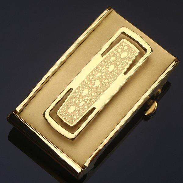 Automatic fibbia in oro (adatta a 3.8c