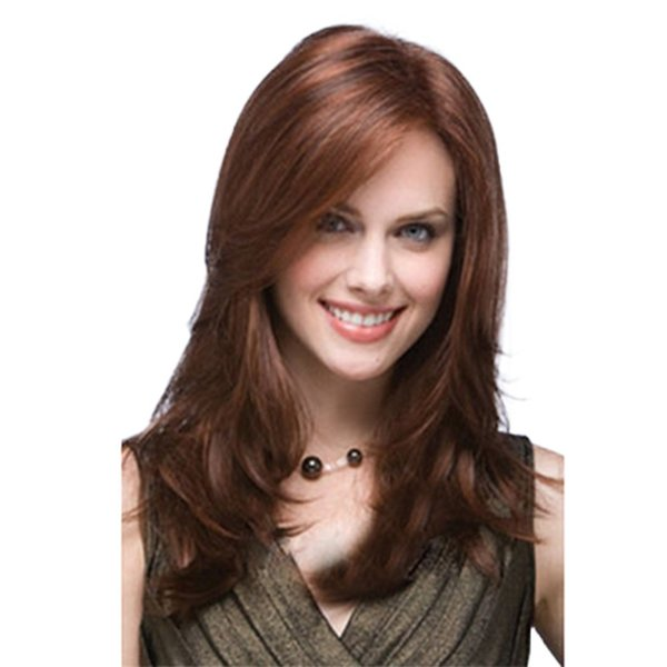 WoodFestival short wigs fordsfsdf black2ew women natural cheap synthetic hair wigs straight 35cm black wig bangs heat resistant fiber