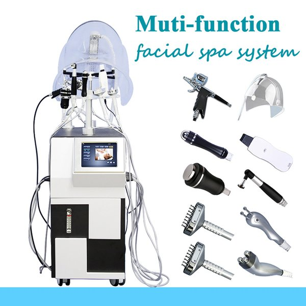 2019 NEW Hydra facial machine skin cleaning microdermabrasion machine skin rejuvenation oxygen facial machine wrinkle removal