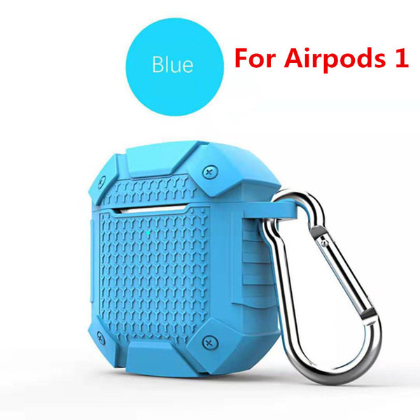 Blue For airpods 1 (Without Light Hole)