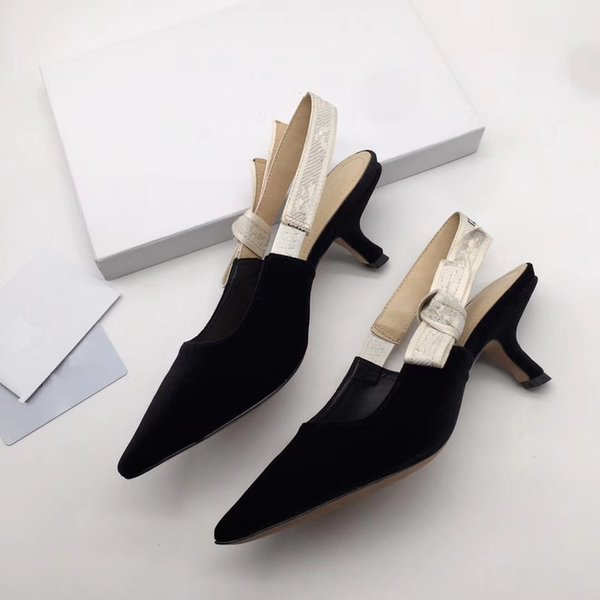 2019 lujoso vendedor caliente de moda señoras de tacón alto de lujo diseñador de cuero dama sandalias brillo talón para zapatos de fiesta ks19011821