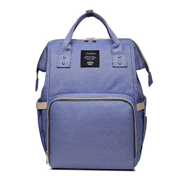 Blue Mummy Bags