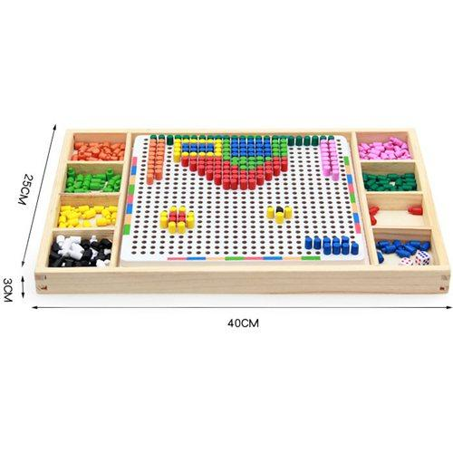 combination spell board toy