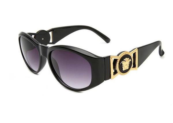 High quality polarized lenses are leading the way in fashion 9918 sunglasses for both male and female brand designers with retro sports