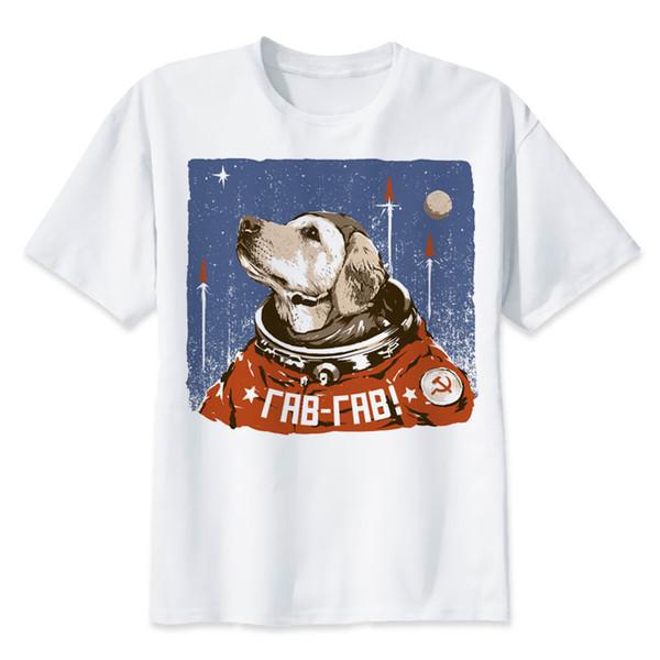 UdSSR CCCP T-Shirt Männer der Sowjetunion Russland Raum T-Shirt Männer Kurzarm männlichen T-Shirt Komfortable Top-T-Shirts