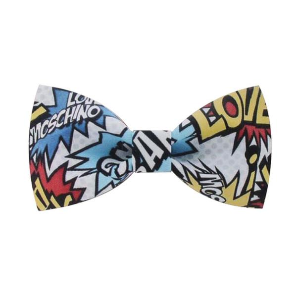 Mode Graffiti Malerei Holz Elegante Gentleman Fliegen Hochzeit Fliegen Holz Einzigartige Krawatte für Mann brief