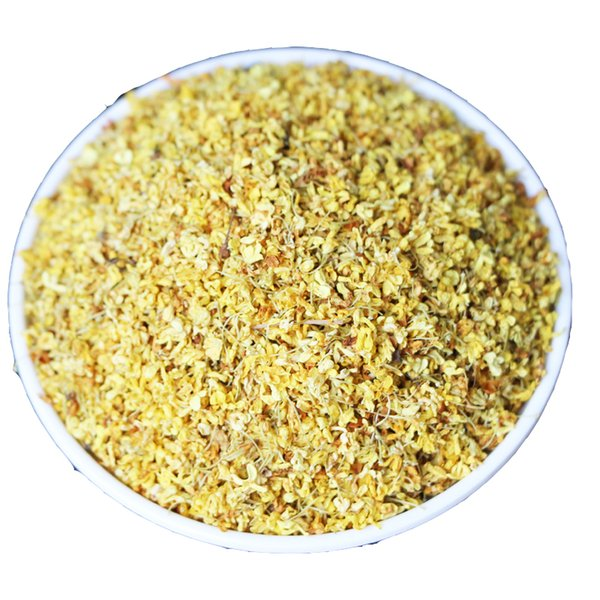 top popular 100g Sunrise FDA Certificated Organic Flower Tea Natural Dried Osmanthus 2019