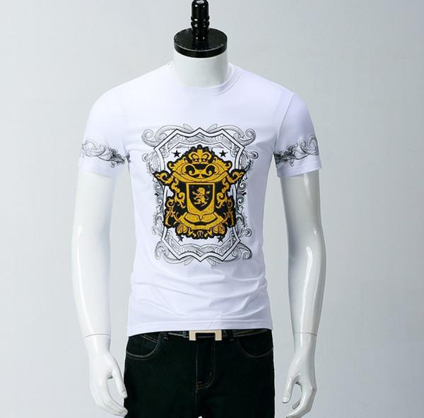 Mad Sin Punk Rock Metal Band Logo Negro de los hombres Envío gratis Tamaño de la camiseta S-3XL Hombre camiseta superventas estilo chino